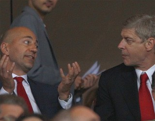 Wenger Dealt a Winning Hand?